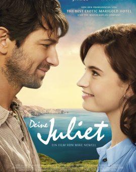 """Das Hauptplakat von """"Deine Juliet"""" (© StudioCanal)"""