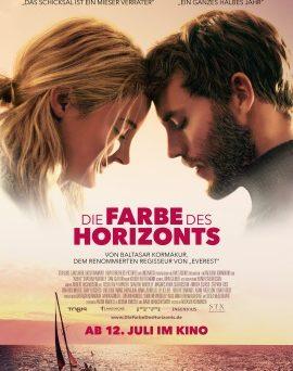 """Das Hauptplakat von """"Die Farbe des Horizonts"""" (© 2018 Tobis Film)"""