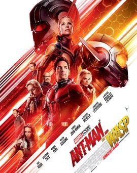 "Das Hauptplakat von ""Ant-Man And The Wasp"" (©Walt Disney Studios Motion Pictures Germany)"