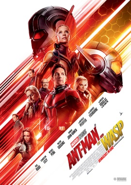 "Das Hauptplakat von ""Ant-Man And The Wasp"" (©Walt Disney Studios Motion Pictures Germany)"