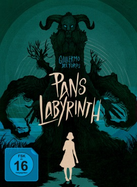 "Das Mediabook-Cover von ""Pans Labyrinth"" (© Capelight Pictures)"