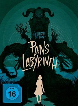 "Das Mediabook-Cover von ""Pans Labyrinth"" (© Capelight Pictures)"