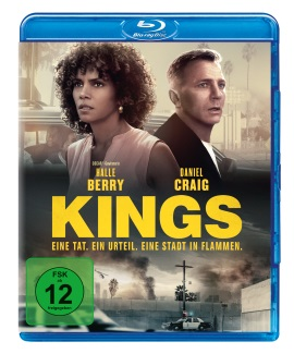 "Das Blu-ray-Cover von ""Kings"" (© Universal Pictures International Germany)"
