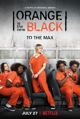 "Das Artwork zu ""Orange Is The New Black Staffel 6"" (© Netflix)"