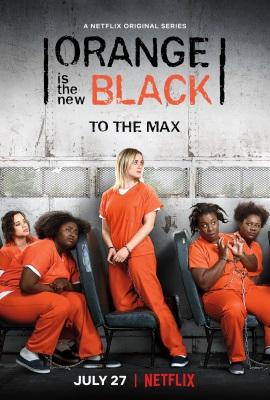 """Das Artwork zu """"Orange Is The New Black Staffel 6"""" (© Netflix)"""