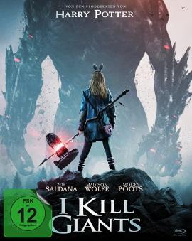 """Das Blu-ray-Cover von """"I Kill Giants"""" (© Koch Media)"""