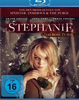 "Das Blu-ray-Cover von ""Stephanie - Das Böse in ihr"" (© Universal Pictures International Germany)"