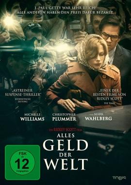 """Das DVD-Cover von """"Alles Geld der Welt"""" (© Tobis FIlm)"""