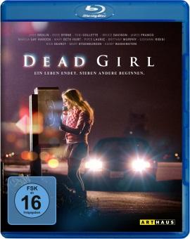 "Das Blu-ray-Cover von ""Dead Girl"" (© StudioCanal)"