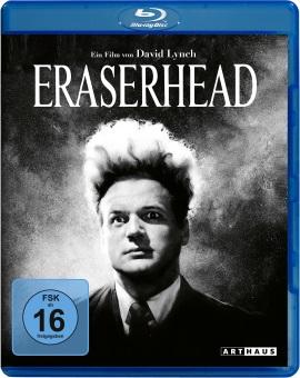 "Das Blu-ray-Cover von ""Eraserhead"" (© StudioCanal)"