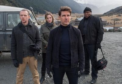 Ein Quartett für die Rettung der Welt (© Paramount Pictures Germany)