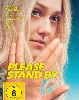 "Das DVD-Cover von ""Please Stand By"" (© Universum Film)"