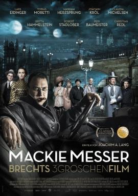 """Das Hauptplakat von """"Mackie Messer – Brechts Dreigroschenfilm"""" (© Wild Bunch Germany)"""