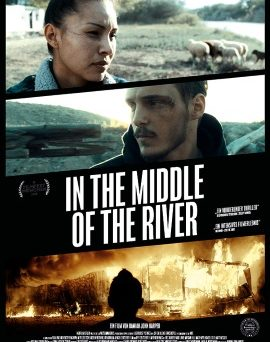 "Das Hauptplakat von ""In the Middle Of the River"" (© Farbfilm)"