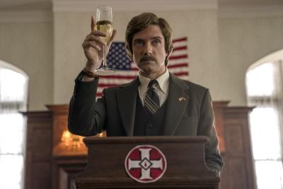 Ein böser Mann hat etwas zu feiern (© Universal Pictures International Germany/David Lee / Focus Features)