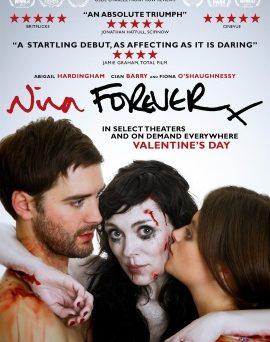 "Das Artwork von ""Nina Forever"" (© Epic Pictures)"