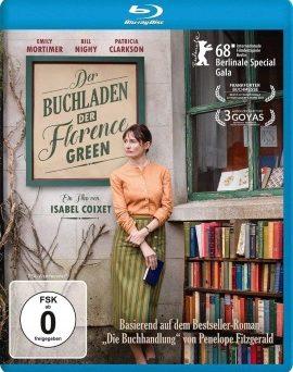 """Das Blu-ray-Cover von """"Der Buchladen der Florence Green"""" (© Capelight Pictures)"""