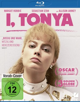 "Das Blu-ray-Cover von "" I, Tonya"" (© DCM)"