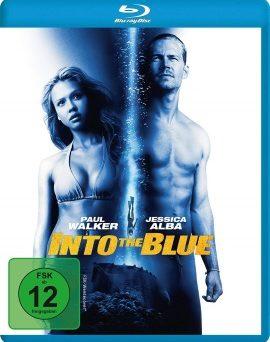 "Das Blu-ray-Cover von ""Into the Blue"" (© Capelight Pictures)"