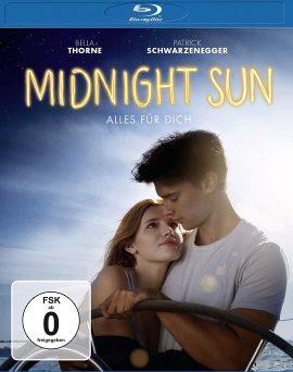 "Das Blu-ray-Cover von ""Midnight Sun - Alles für dich"" (© Square One/Universum Film)"