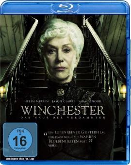"""Das Blu-ray-Cover von """"Winchester - Das Haus der Verdammten"""" (© Splendid Film)"""