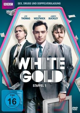"""Das DVD-Cover von """"White Gold Staffel 1"""" (© Polyband)"""