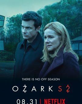 "Das US-Artwork zu ""Ozark Staffel 2"" (© Netflix)"