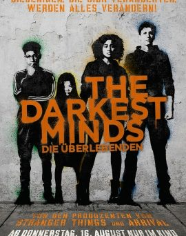 """Das Hauptplakat von """"The Darkest Minds - Die Überlebenden"""" (© 20th Century Fox)"""