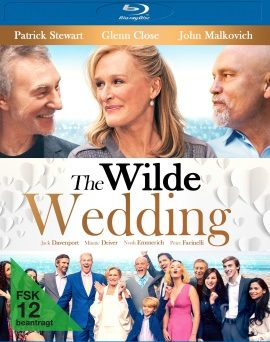 "Das Blu-ray-Cover von ""The Wilde Wedding"" (© Universum Film GmbH)"