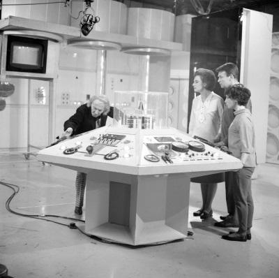 Die TARDIS macht Probleme (© Polyband)