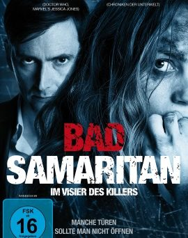 "Das DVD-Cover von ""Bad Samaritan"" (© Atlas FIlm)"