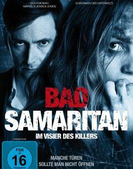"Das DVD-Cover von ""Bad Samaritan"" (© Atlas FIlm)"