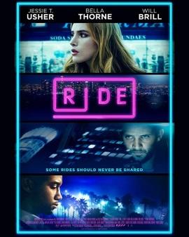 """Das Artwork von """"Ride"""" (© RLJE Entertainment)"""