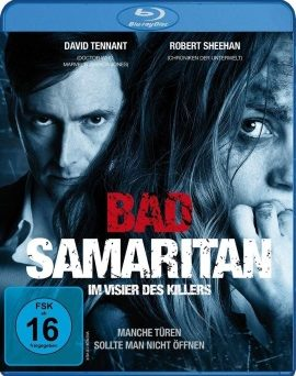 "Das Blu-ray-Cover von ""Bad Samaritan"" (© Atlas Film)"