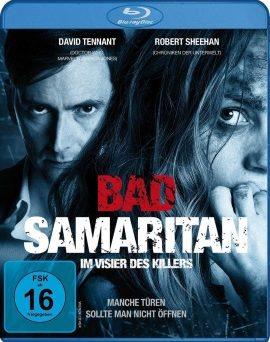 "Das Blu-ray-Cover von ""Bad Samaritan"" (© Atlas Film)"