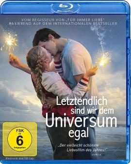 """Das Blu-ray-Cover von """"Letztendlich sind wir dem Universum egal"""" (© Splendid Film)"""