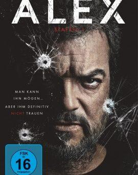 """Das DVD-Cover von """"Alex Staffel 1"""" (© Polyband)"""