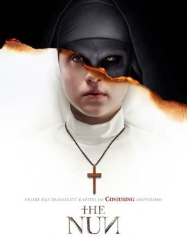 "Das Plakat von ""The Nun"" (© Warner Bros)"
