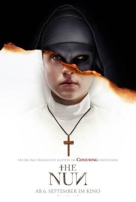 """Das Plakat von """"The Nun"""" (© Warner Bros)"""