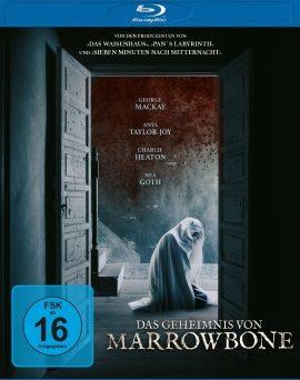 """Das Blu-ray-Cover von """"Das Geheimnis von Marrowbone"""" (© Universum Film)"""
