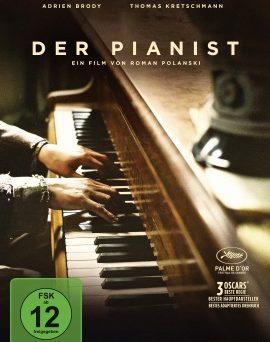 """Das Cover von """"Der Pianist"""" (© StudioCanal)"""