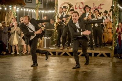 Die Brüder haben Spaß (© Sony Pictures Germany)