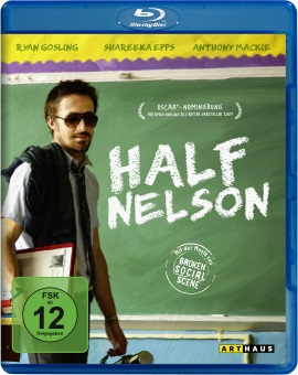 "Das Blu-ray-Cover von ""Half Nelson"" (© StudioCanal)"