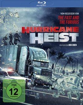 """Das Blu-ray-Cover von """"The Hurricane Heist"""" (© Universum Film)"""
