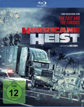 "Das Blu-ray-Cover von ""The Hurricane Heist"" (© Universum Film)"