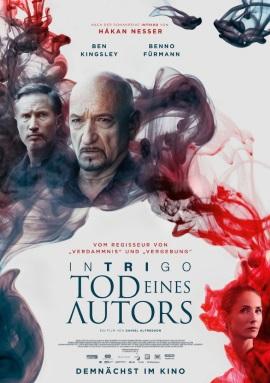 """Das Plakat von """"Intrigo: Tod eines Autors"""" (© 2018 Twentieth Century Fox)"""