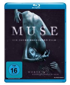 """Das Blu-ray-Cover von Muse - Worte können tödlich sein"""" (© EuroVideo)"""