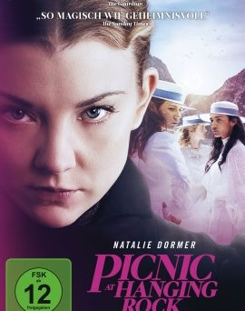 "Das DVD-Cover von ""Picnic At Hanging Rock"" (© Universum Film)"