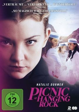 """Das DVD-Cover von """"Picnic At Hanging Rock"""" (© Universum Film)"""
