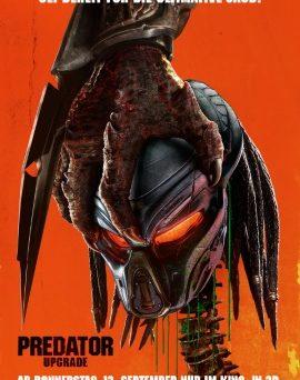 """Das Poster von """"Predator Upgrade"""" (© 2018 Twentieth Century Fox)"""